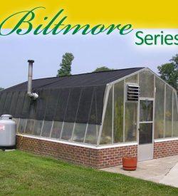 Biltmore Series 14' wide Greenhouse