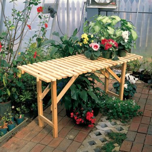 Greenhouse Benches