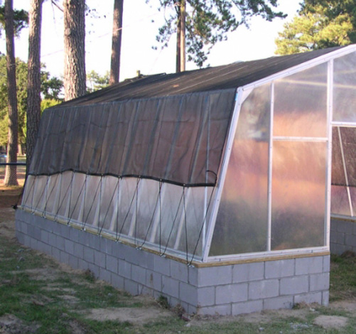 Shading Your Greenhouse Turner Greenhouses
