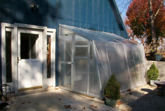Beaufort Lean To Polycarbonate Conversion Kit