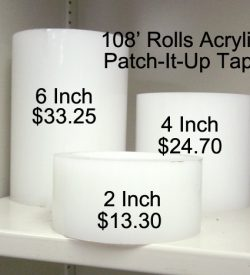 Acrylic Patch-It Tape