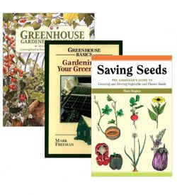 Greenhouse Books & Accessories